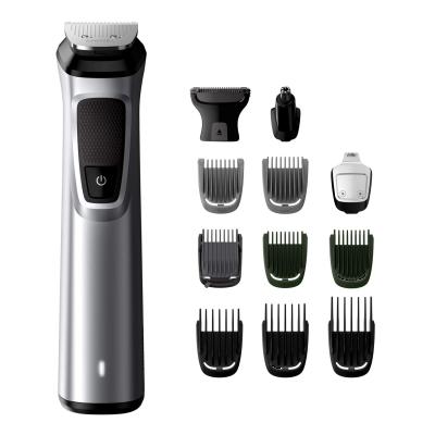 PHILIPS MG7715/15 Multi-Grooming Kit For Men Runtime: 120 min Trimmer for Men (Silver, Black)
