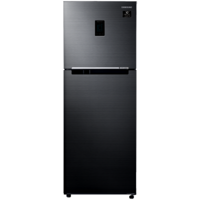Samsung 324L Twin Cooling Plus™ Double Door Refrigerator RT34A4533BX