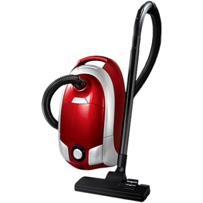 Eureka Forbes Vogue Dry Vaccum Cleaner (Red & Silver)