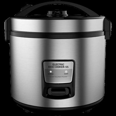 KENT 16021 Eletcric Rice Cooker (5 L, Steel)