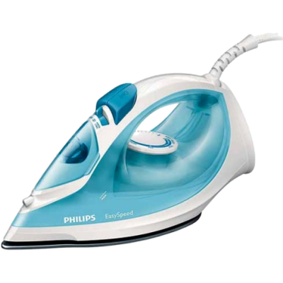 Philips GC1028/20 Steam Iron (Blue and White)