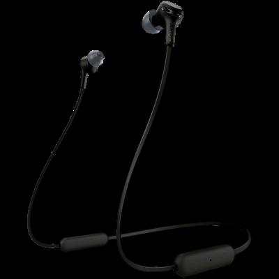 Sony WI-XB400 Bluetooth Headset (Black, Wireless in the ear)
