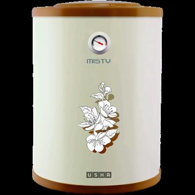 Picture of Usha 10 L Storage Water Geyser (Misty-10, Ivory Cherry Blossom)