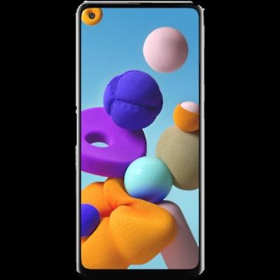 Samsung Mobile Galaxy A21 (6 GB/64 GB) White
