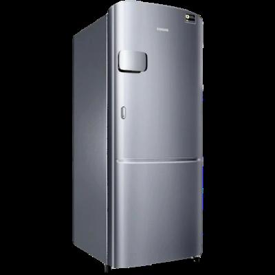 Picture of Samsung 192 L 3 star Single Door Refrigerator (20T1Y1YSE, Elective Silver)