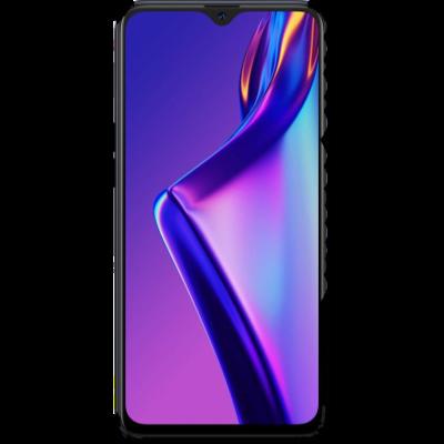 OPPO Mobile A12 (3 GB/32 GB) Black