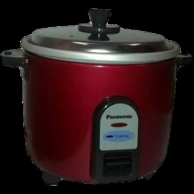 Panasonic SR-WA10(Z9) Electric Rice Cooker (1L)